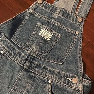 COMING SOON Vintage Levi's shorts overalls